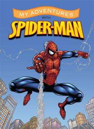 Spider-Man Personalized Childrens Book Regular Size
