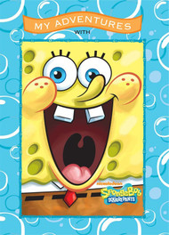 My Adventures with SpongeBob SquarePants -  Personalized Childrens Book - Big Size
