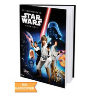 My Adventures in Star Wars IV: A New Hope Personalized Childrens Book - Hard Cover