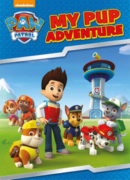 PAW Patrol: My Pup Adventure Personalized Childrens Book - Big Size