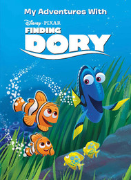 My Adventures with Disney·Pixar Finding Dory - Large Softcover
