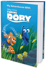 My Adventures with Disney·Pixar Finding Dory - Hard Cover