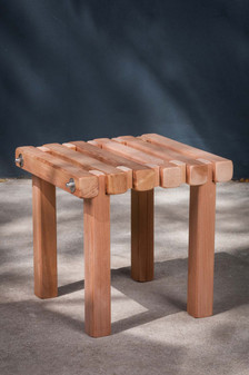 small stool coffee table
