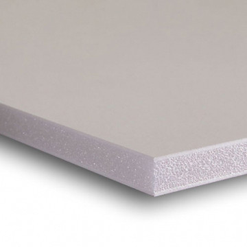 3/8 White Acid Free Buffered Foam Core Boards