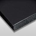 """3/16"""" Black Buffered Foam Core Boards  :8.5 X 11"""