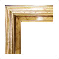 3 Inch Deluxe Wood Frames: 12X36*