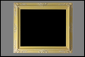 "Shabby Chic 4"" Wood Frames: 24X48*"