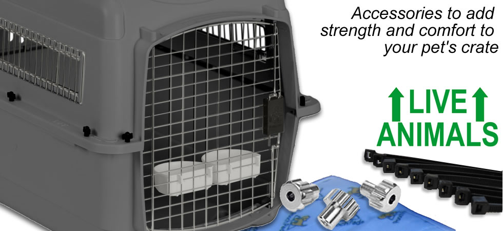Pet Crate Accessories