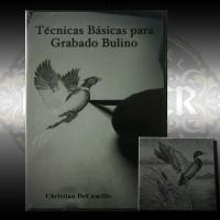 Tecnicas Basicas para Grabado Bulino by Christian DeCamillis with study casting