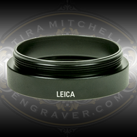 Genuine Leica Adapter for A60 Series Microscopes and S Series Lenses by Engraver.com