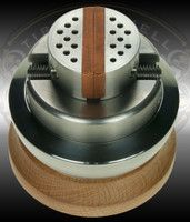 Setter's EnVise holds delicate work securely in a vice that weighs less than 8 pounds.