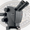 Leica A60 F Engraving and Stone Setting Microscope that features FusionOptics(tm), providing industry leading combination of field of view and depth of field.