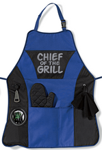 Chief of the Grill Apron