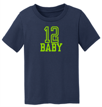 The 12th Baby Tee Shirt