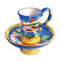 Mayim Achronim Ceramic Jerusalem (MA-5905)