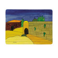 Emanuel Hand Painted Wooden Placemats