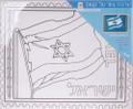 Paint a Canvas KIT Isreali Flag (36912-1)