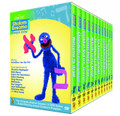 Shalom Sesame 12-DVD Boxed Set (V1320-2)
