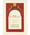 Laws of Prayer (BKE-LOP)