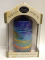 Round Havdallah Candle Colored 2x4 (HV-HMC2x4)