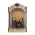 Safed Candle With Cloves Sizes 2&quot;x4&quot; , 2&quot;x6&quot; , 2&quot;x8 &amp; 3&quot;x6&quot;