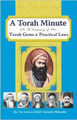 A Torah Minute Vol.2 Torah Gems & Practical Laws (BKE-ATM2)