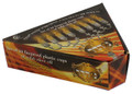 Ner Hadar Chanukah Lights-Box of 44 olive oil and parafine wax vials Small (CH-C10)