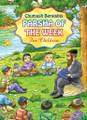 Chumash Bereishis Parsha of the week for children aged 7 and up (BKC-POTWB)