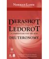 Derashot Ledorot Deuteronomy Norman Lamm ( BKE-DLD )