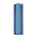 Aluminum Mezuzah 10cm Turquoise / Blue 10cm (EM-MZIM2)