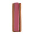 Aluminum Mezuzah 10cm Red/Orange (EM-MZIM5)