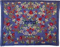 Emanuel Embroidered Tallit Bag Blue (EM-TBC-6B)