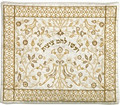 Embroidered Tallit Bag Paper cut GOLD (EM-TBC-17G)