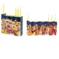 Emanuel Accordion Menorah Jerusalem (EM-HM-1)