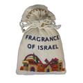 Embroidered Spice Bag Jerusalem (EM-BBE-1)