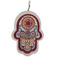 Embroidered Hamsa Crystals (EM-HLC)