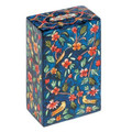 Yair Emanuel Rectangular Tzedakah (Charity) Box -Oriental TZS-2