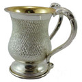 Karshi Silverplate Washing Cup (WC-1251)