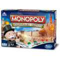 Monopoly: Jerusalem Edition - Board Game In Hebrew and English (GM-MONOPOLY)