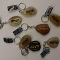 אבני ברכה Blessing Stones Keychain 72 per case (D10-5931)
