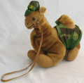 Stuffed Camel - Israel Army and Tzahal Cap (5880)