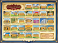 """Laminated Poster 16"""" x 21""""-- Laws of Sukkah (P835-S)"""