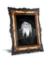 "Gedolim Portrait on Wood with 2 Ways to Display 9"" x 12"" - סטמר רב (RP8 SPECIAL)"