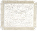 Challah Cover Satin / White Sapphire (111920)