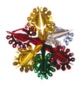 """6 Section Multi Colored Star - Pack of 12 - 44"""" (71238)"""