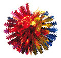 """8 Section Multi Colored Ball - Pack of 12 - 12"""" (71190)"""
