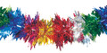 """10"""" Multi Colored Garland - Pack of 12 (71189)"""