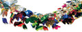 3 Way Garland with Multi Colored Leaves (71196)
