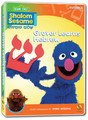 Shalom Sesame Vol 8 Grover Learns Hebrew DVD (V1328-2)