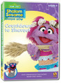 Shalom Sesame Vol 9 Countdown to Shavuot DVD (V1329-2)